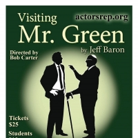 Bob Carter's Actors' Rep Presents VISITING MR. GREEN By Jeff Baron Photo