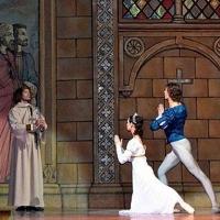 National Ballet Theatre of Odessa to Perform ROMEO & JULIET at Aurora's Paramount Theatre