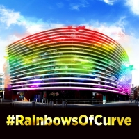 Curve Launches #RainbowsOfHope Campaign Photo