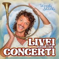 Woody Shticks Will Be Performing at 18th & Union All Month Long Photo