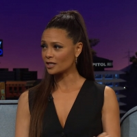 VIDEO: Thandie Newton Talks Talking to the Queen on THE LATE LATE SHOW