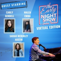 VIDEO: Joshua Turchin's The Early Night Show Features Carly Gendell, Sarah McKinley A Photo