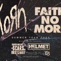Korn And Faith No More Announce Co-Headline North American Summer Tour
