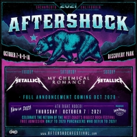 Aftershock Festival Rescheduled To October 7 - 10, 2021 Photo