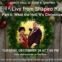 BWW Review: (STILL A)LIVE FROM SHAPIRO HALL: PART 4: WHAT THE HELL, IT'S CHRISTMAS Photo