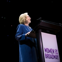 BWW TV: Watch Secretary Hillary Clinton Deliver Closing Speech at 3rd Annual Women's  Photo