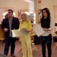 VIDEO: Idina Menzel, Kristen Bell, Jonathan Groff, and Josh Gad Rehearse 'Some Things Photo