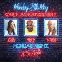 Aimie Atkinson, Cassidy Janson, Lucie Jones, Cedric Neal and Julian Ovenden Confirmed Photo