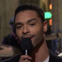 VIDEO: Regé-Jean Page Sings 'Unchained Melody' in SATURDAY NIGHT LIVE Monologue Photo