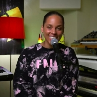 VIDEO: Alicia Keys Puts Her Own Spin On Flo Rida's 'My House' Photo
