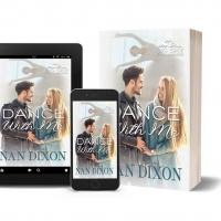 Nan Dixon Releases New Contemporary Romance DANCE WITH ME Album