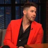VIDEO: Nick Jonas Talks About His Baseball Dreams on LATE NIGHT WITH SETH MEYERS Photo