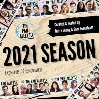 Tin Pan Alley 2 Concert Series Announces 2021 Season Photo