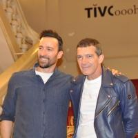 PHOTO FLASH: Antonio Banderas y Pablo Puyol presentan A CHORUS LINE en Barcelona