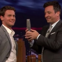 VIDEO: Jonathan Groff Records Voice Memo as Kristoff From FROZEN For Jimmy Fallon's Kids