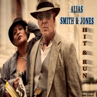 Alias Smith & Jones And The Button Men Bring Live Blues to The Central Park Bandshell Photo