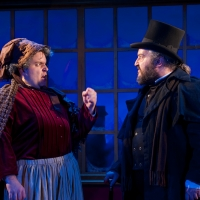 BWW Review: A MERRY LITTLE CHRISTMAS CAROL at Mile Square Theatre Photo