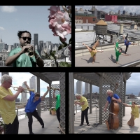 VIDEO: TheMichele Brangwen Dance Ensemble Presents New Film FROM THE ROOFTOP, 'ASA NISI M Photo