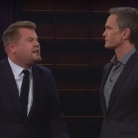 VIDEO: James Corden Loses His Cool on Neil Patrick Harris and More! Photo
