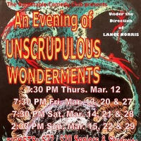 Barnstable Comedy Club Presents AN EVENING OF UNSCRUPULOUS WONDERMENTS Photo