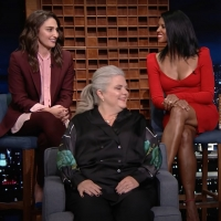 VIDEO: The Cast of GIRLS5EVA Cried When They Heard Sara Bareilles' Song for the Show Photo