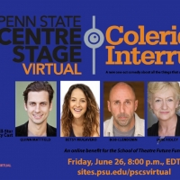 Penn State Centre Stage Virtual Announces New Date for COLERIDGE INTERRUPTED Photo