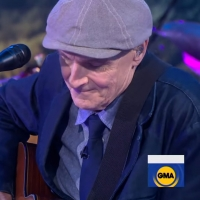 VIDEO: James Taylor Performs 'Teach Me Tonight' on GOOD MORNING AMERICA
