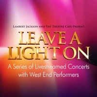 The Theatre Café Concludes LEAVE A LIGHT ON Series With A Farewell Concert By Beverl Photo