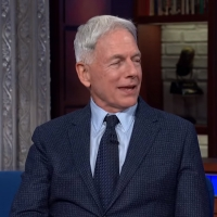 VIDEO: Watch Mark Harmon Talk NCIS on THE LATE SHOW WITH STEPHEN COLBERT Video