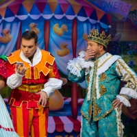 BWW Review: JACK AND THE BEANSTALK, King's Theatre, Glasgow Photo