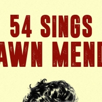 Nicholas Podany, Dan Deluca, Olivia Valli, And More Join54 SINGS SHAWN MENDES Photo