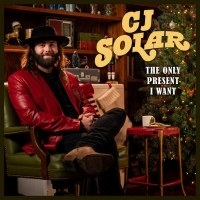 CJ Solar Releases 'The Only Present I Want' For Christmas Photo