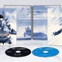 TOP GUN Will Be Released in 4K Ultra HD/Blu-ray Combo Steelbook Photo