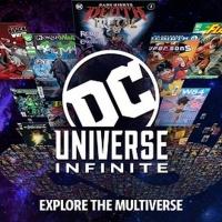 DC Universe Transforms Into DC Universe Infinite Photo
