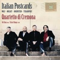 Quartetto di Cremona Releases ITALIAN POSTCARDS Photo