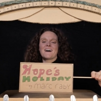 VIDEO: Birmingham Children's Theatre Presents Cardboard Puppet Production, HOPE'S HOLIDAY Photo