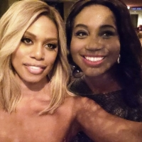 Laverne Cox To Join Angel Blue As A Guest For FAITHFUL FRIDAY Photo