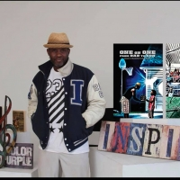 Broadway Actor Dwayne Clark and His Children Launch Book Series About African America Photo