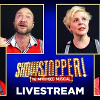 SHOWSTOPPER! THE IMPROVISED MUSICAL Announces Four Livestream Events in October Photo