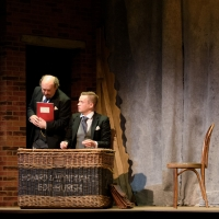 BWW Review: Spoleto's Festival Hall Isn't Ideal for THE WOMAN IN BLACK Photo