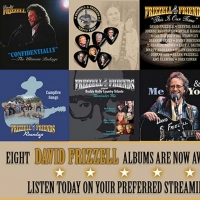 Time Life Digitally Reissues Eight Albums By David Frizzell On January 15 Photo