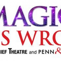 MAGIC GOES WRONG At The Vaudeville Theatre Announces New Cast Photo
