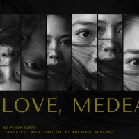 World Premiere Play LOVE, MEDEA to Debut in New York Next Week