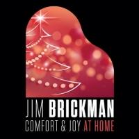 Jim Brickman Presents COMFORT & JOY AT HOME LIVE! Photo