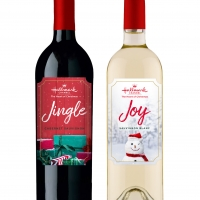 HALLMARK CHANNEL WINES for Christmas in July Photo