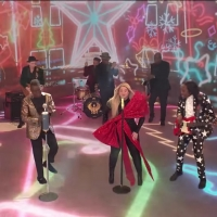 VIDEO: Meghan Trainor & Earth, Wind, and Fire Perform 'Holidays' on THE TONIGHT SHOW