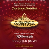 11th STL Teen Talent Competition Call For Entries Announced Photo