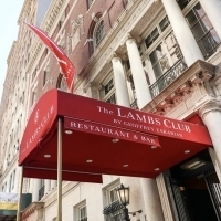 The Lambs Club Will Present New Monthly Series, COCKTAILS ON BROADWAY