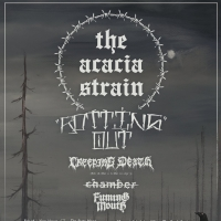 The Acacia Strain Announce Winter 2020 Headline Tour With Rotting Out, Creeping Death, & More