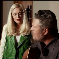 VIDEO: Blake Shelton & Gwen Stefani Release 'Happy Anywhere' Photo